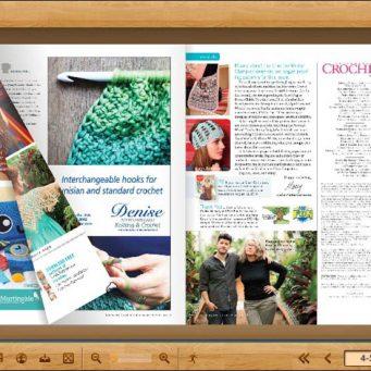create a magazine