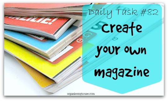 create your ownmagazine
