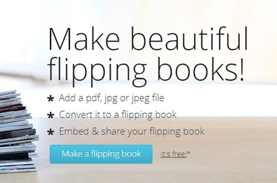 Flipping Books - online magazine