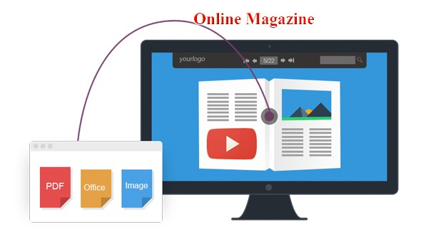 How to Create a Magazine Online?