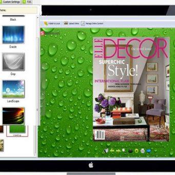 Magazine Software