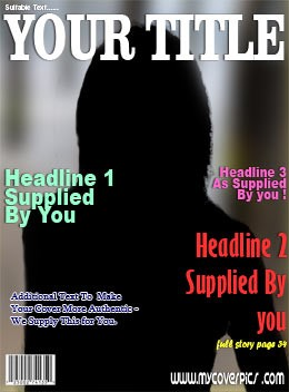 create a magazine cover - Khafre